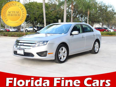 Used FORD FUSION 2012 MARGATE SE