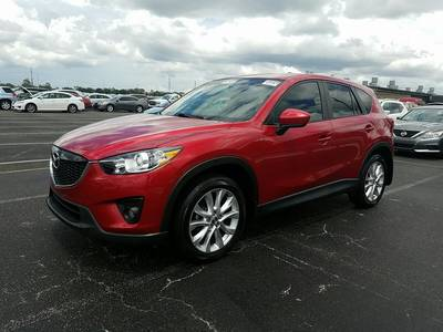 Used MAZDA CX-5 2015 MIAMI GRAND TOURING