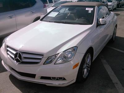 Used MERCEDES-BENZ E-CLASS 2011 WEST PALM E350