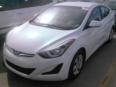 Used HYUNDAI ELANTRA 2016 WEST PALM Se