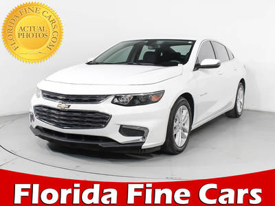 Used CHEVROLET MALIBU 2016 MIAMI LT (1LT)