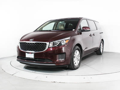 Used KIA SEDONA 2017 HOLLYWOOD Lx