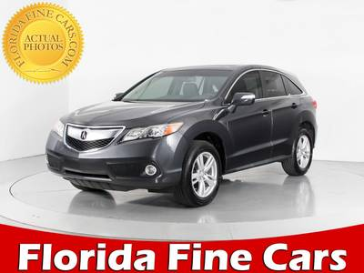 Used ACURA RDX 2015 WEST PALM TECHNOLOGY PACKAGE