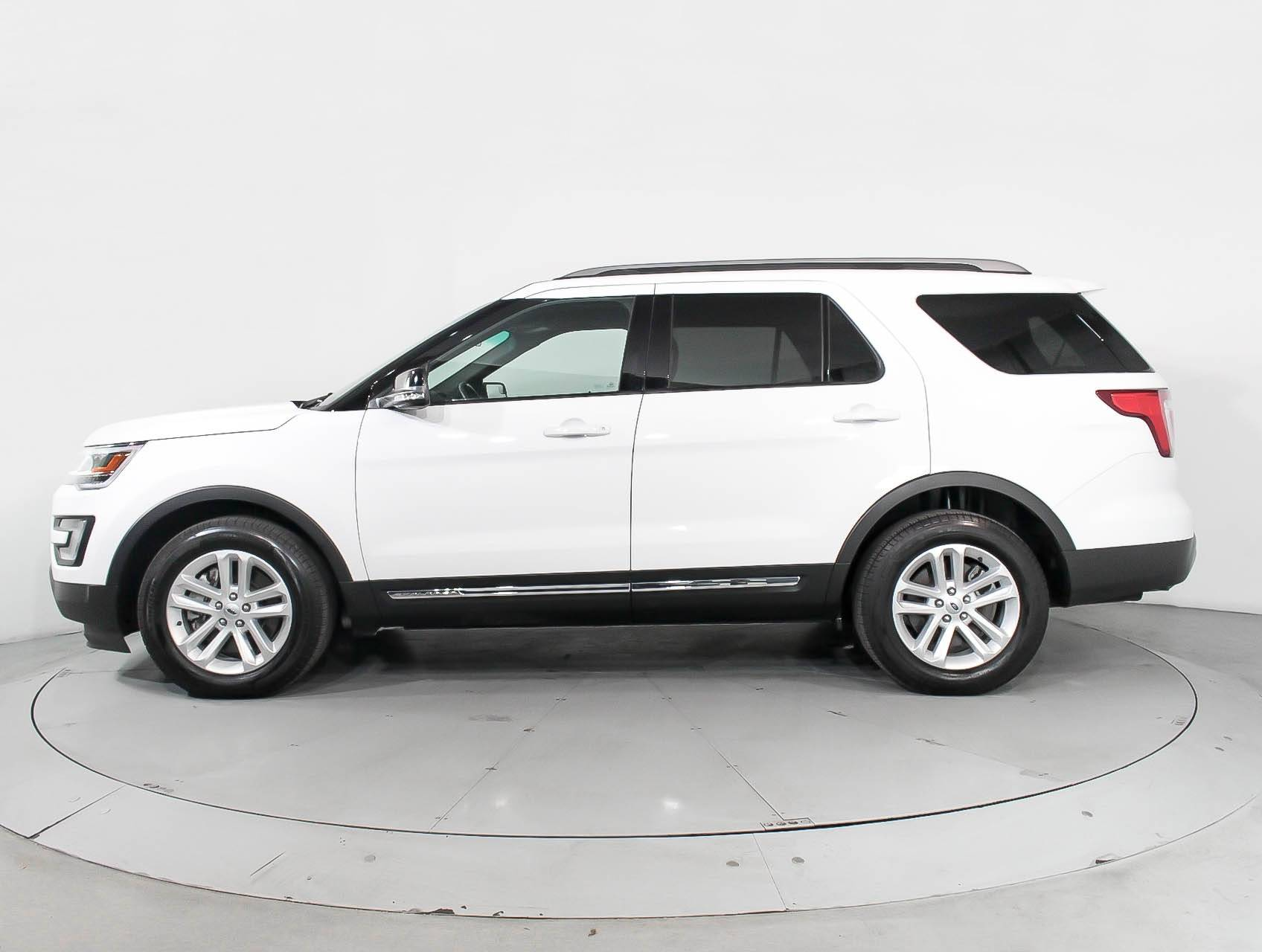 Used 2017 ford explorer xlt suv for sale in miami fl 91558 florida fine cars