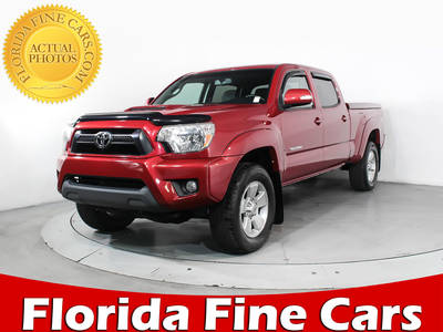 Used TOYOTA TACOMA 2013 HOLLYWOOD Crew Cab Prerunner