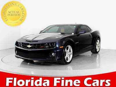 Used CHEVROLET CAMARO 2013 WEST PALM 2SS