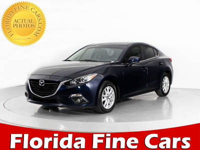 Used MAZDA MAZDA3 2016 WEST PALM S GRAND TOURING