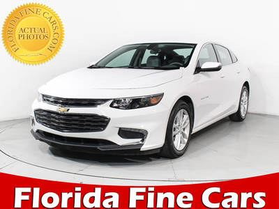 Used CHEVROLET MALIBU 2018 MIAMI LT (2FL)