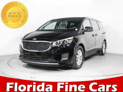 Used KIA SEDONA 2016 HOLLYWOOD Lx