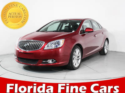 Used BUICK VERANO 2017 MIAMI LEATHER
