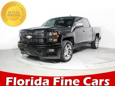 Used CHEVROLET SILVERADO 2015 MIAMI LT