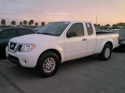 Used NISSAN FRONTIER 2016 MIAMI Sv 4x4