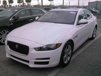 Used JAGUAR XE 2017 MIAMI Premium