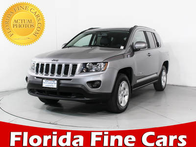 Used JEEP COMPASS 2016 HOLLYWOOD LATITUDE