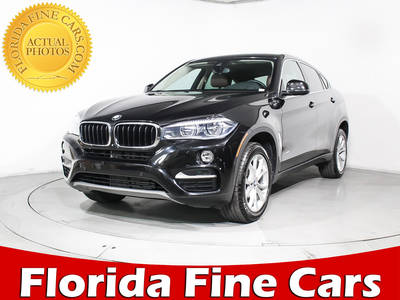 Used BMW X6 2015 HOLLYWOOD XDRIVE35I