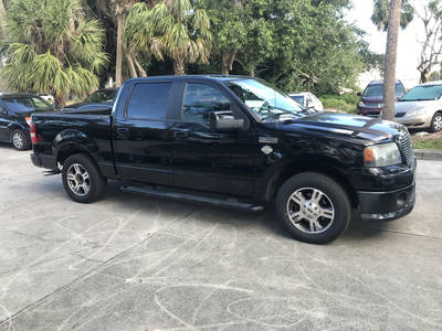 Used FORD F-150 2007 WEST PALM Crew Cab Xlt