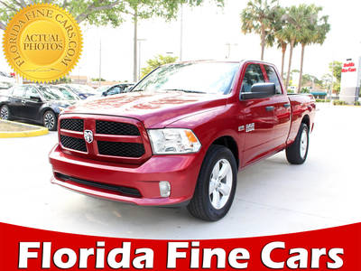 Used RAM 1500 2013 WEST PALM Crew Cab Express