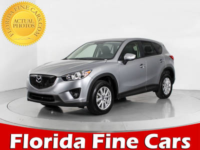 Used MAZDA CX-5 2015 WEST PALM TOURING