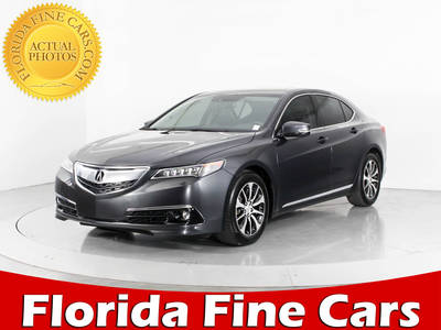 Used ACURA TLX 2015 WEST PALM TECHNOLOGY PACKAGE