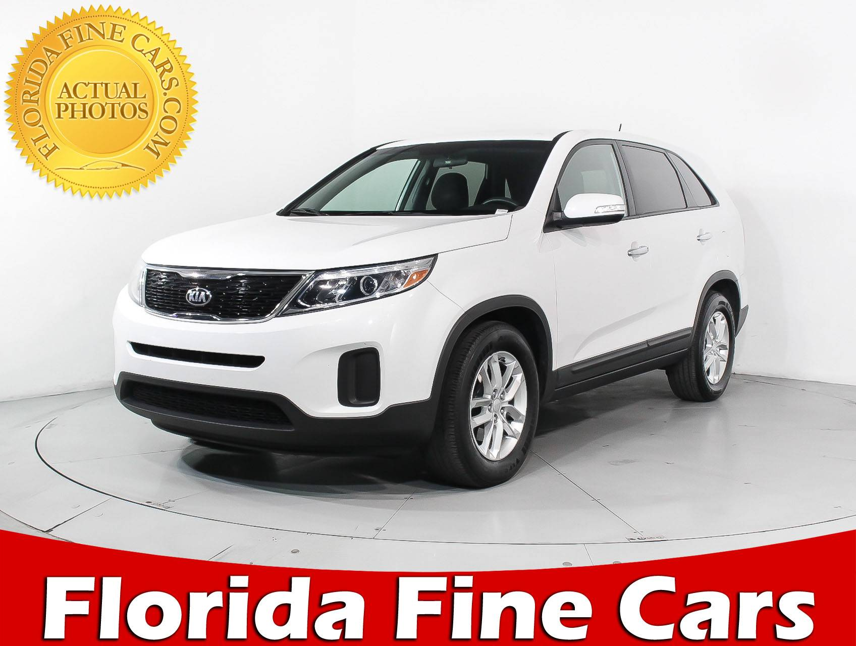Used 2015 KIA SORENTO LX SUV for sale in MIAMI FL