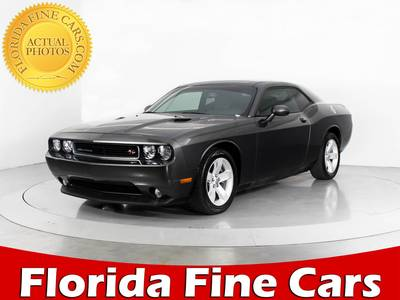 Used DODGE CHALLENGER 2013 WEST PALM R/t Plus