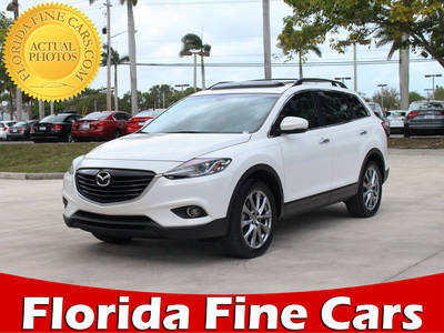 Used MAZDA CX-9 2015 MARGATE GRAND TOURING