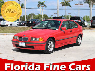 Used BMW 3-SERIES 1998 MARGATE 318TI