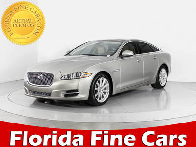 Used JAGUAR XJ 2012 WEST PALM XJ
