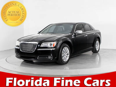 Used CHRYSLER 300 2012 WEST PALM LIMITED