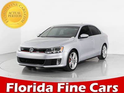 Used VOLKSWAGEN JETTA 2015 WEST PALM Gli Se