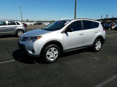Used TOYOTA RAV4 2015 WEST PALM LE