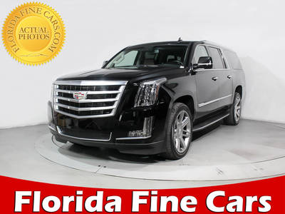 Used CADILLAC ESCALADE-ESV 2015 HOLLYWOOD LUXURY