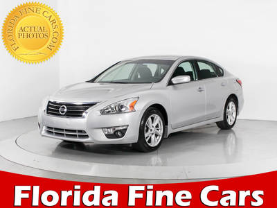 Used NISSAN ALTIMA 2015 WEST PALM Sv