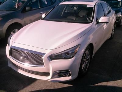 Used INFINITI Q50 2014 WEST PALM Hybrid Premium