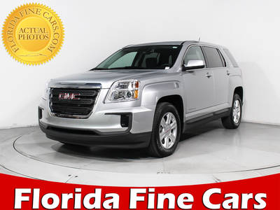 Used GMC TERRAIN 2016 HOLLYWOOD SLE1