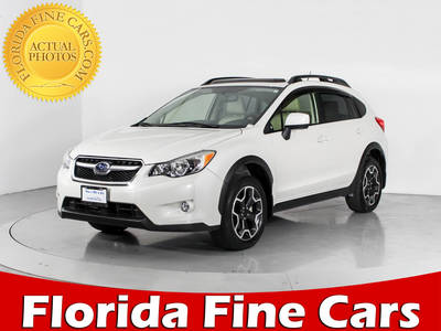Used SUBARU XV-CROSSTREK 2014 WEST PALM Limited