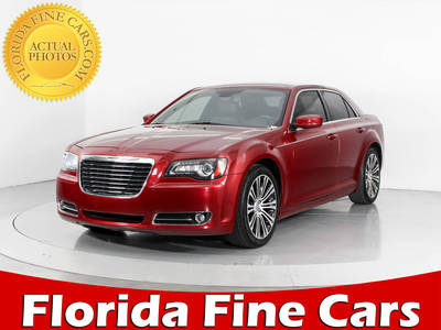 Used CHRYSLER 300 2013 WEST PALM S