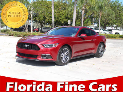 Used FORD MUSTANG 2015 MARGATE Ecoboost - Premium
