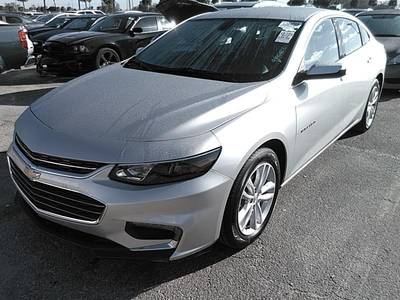 Used CHEVROLET MALIBU 2018 HOLLYWOOD LT (2FL)