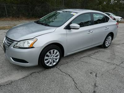 Used NISSAN SENTRA 2014 HOLLYWOOD Sv