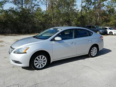 Used NISSAN SENTRA 2014 HOLLYWOOD S