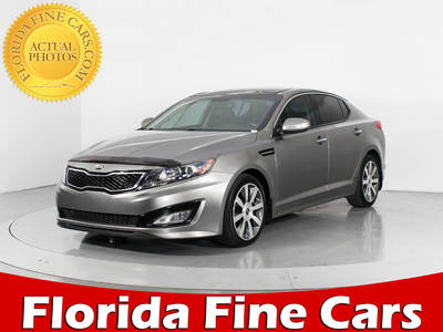 Used KIA OPTIMA 2013 WEST PALM SX