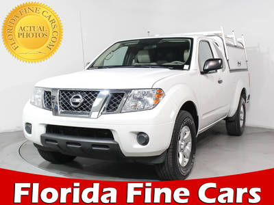 Used NISSAN FRONTIER 2013 HOLLYWOOD Sv