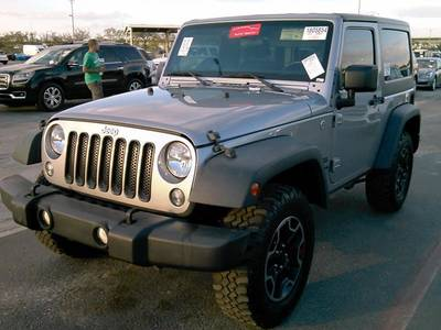 Used JEEP WRANGLER 2014 MARGATE SPORT