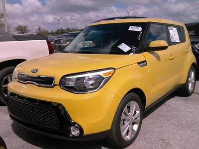 Used KIA SOUL 2016 MARGATE +