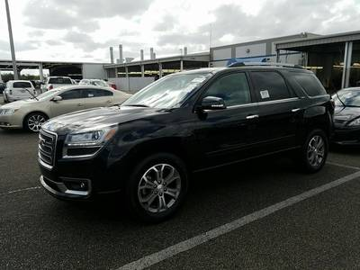 Used GMC ACADIA 2015 MARGATE Slt