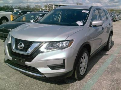 Used NISSAN ROGUE 2017 MARGATE S