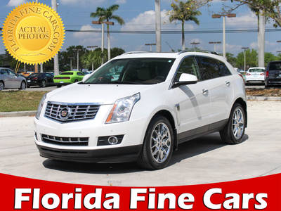 Used CADILLAC SRX 2015 MARGATE PERFORMANCE