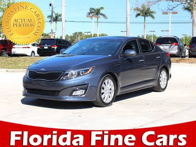 Used KIA OPTIMA 2015 MARGATE Ex