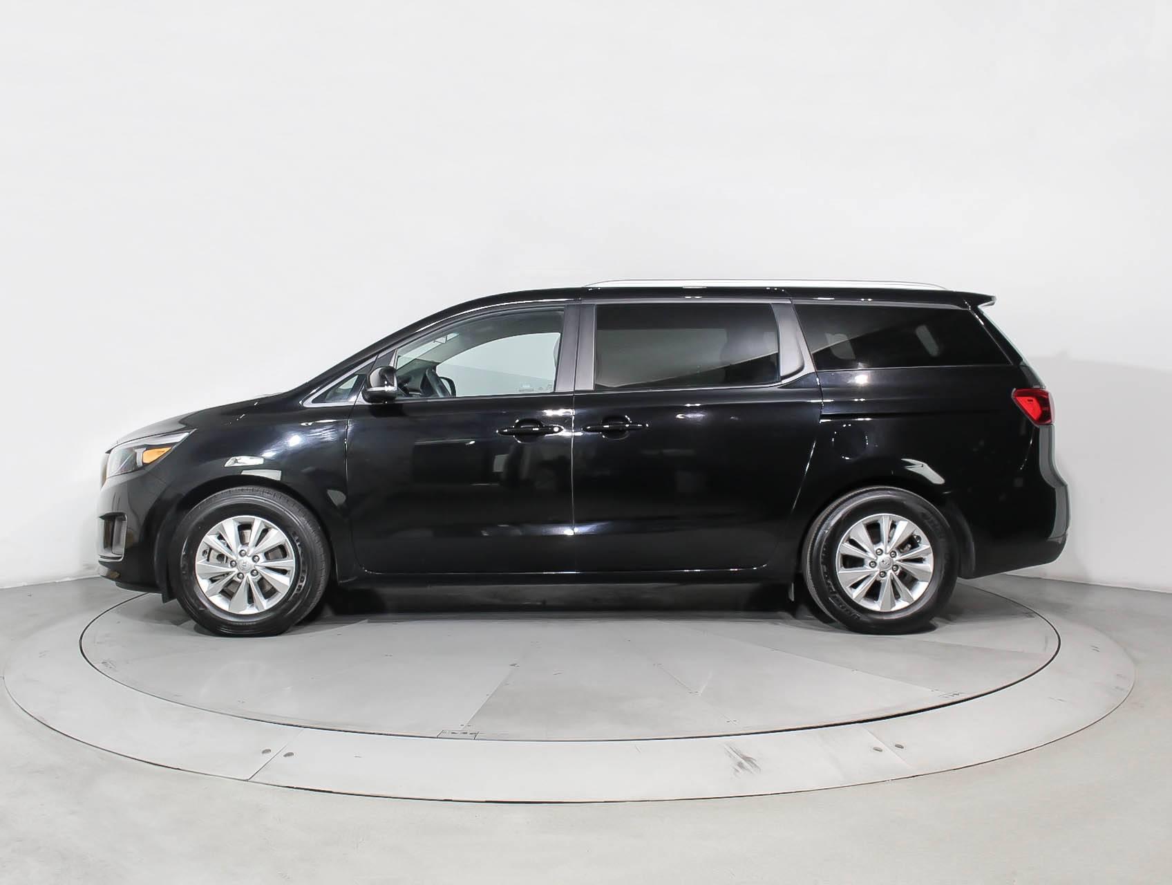 Used 2016 KIA SEDONA Lx Minivan for sale in MIAMI, FL   92001